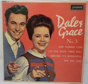 Dale And Grace's Our Teenage Love Single