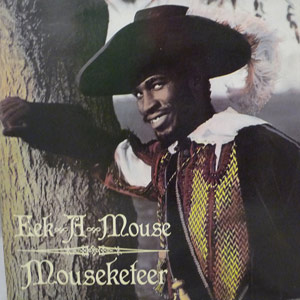 Eek A Mouse's Mouseketeer LP