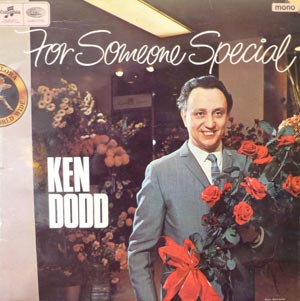 Ken Dodd - For Someone Special LP