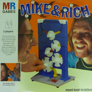Mike And Rich's Expert Knob Twiddlers LP